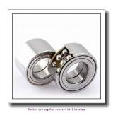 45 mm x 85 mm x 30.2 mm  skf 3209 A-2RS1TN9/MT33 Double row angular contact ball bearings