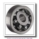 55,000 mm x 100,000 mm x 25,000 mm  SNR 2211KEEG15 Double row self aligning ball bearings