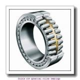 40 mm x 80 mm x 23 mm  SNR 22208EAKW33ZZC3 Double row spherical roller bearings