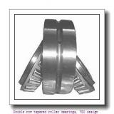 skf 331775 B Double row tapered roller bearings, TDO design
