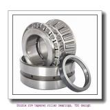 skf BT2B 332802 A Double row tapered roller bearings, TDO design