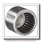NTN BK2520 Drawn cup needle roller bearings-closed end