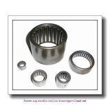 NTN BK2512 Drawn cup needle roller bearings-closed end