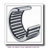 NTN BK1816 Drawn cup needle roller bearings-closed end