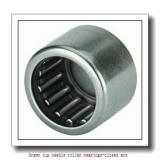 NTN BK4020 Drawn cup needle roller bearings-closed end