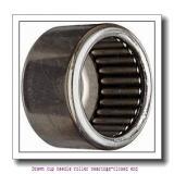 NTN BK1812 Drawn cup needle roller bearings-closed end