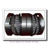 460 mm x 610 mm x 360 mm  skf BT4B 328727 G/HA1VA901 Four-row tapered roller bearings, TQO design