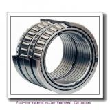 347.662 mm x 469.9 mm x 260.35 mm  skf BT4B 331077 AG/HA1 Four-row tapered roller bearings, TQO design