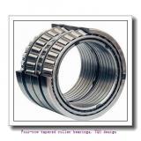 558.8 mm x 736.6 mm x 455.612 mm  skf BT4-8022 G/HA1VA919 Four-row tapered roller bearings, TQO design
