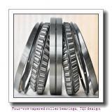 355.6 mm x 482.6 mm x 265.113 mm  skf BT4B 328870 EX1/C300 Four-row tapered roller bearings, TQO design