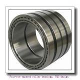 317.5 mm x 438.15 mm x 276.225 mm  skf BT4B 334020 G/HA4 Four-row tapered roller bearings, TQO design
